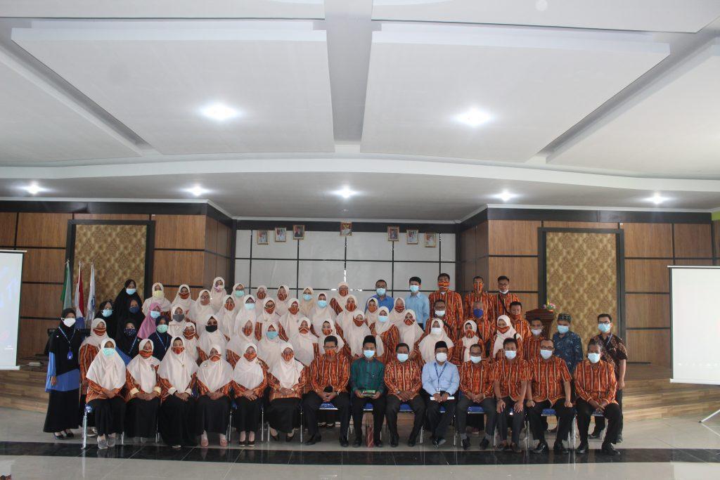 Manicsa Terima Kunjungan Silaturahmi MTs Negeri 2 Pontianak