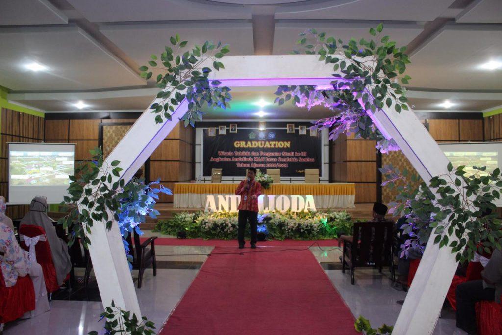 Kegiatan Silaturahmi Bersama Orang Tua Calon Siswa Baru MANICSA