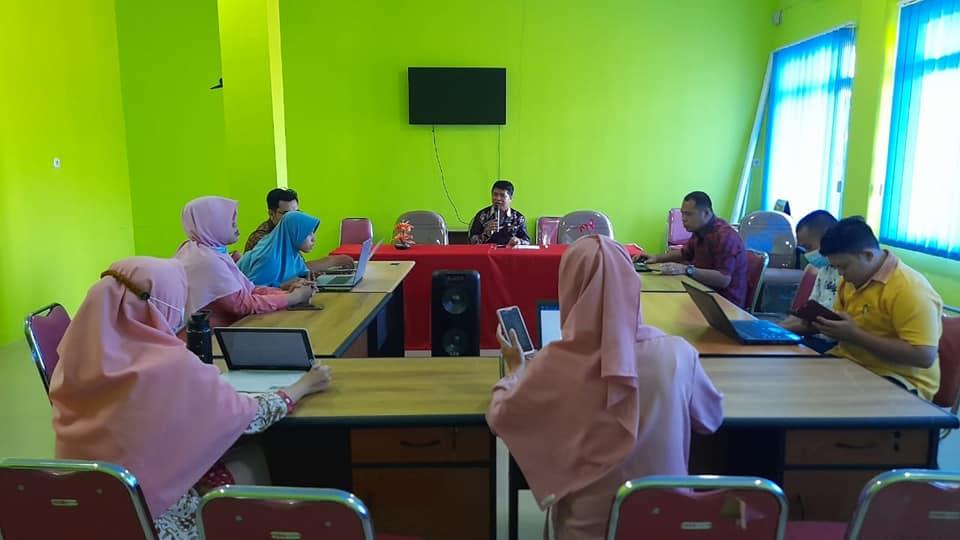 Rapat Koordinasi persiapan Kompetisi Sains Nasional Tingkat Kabupaten