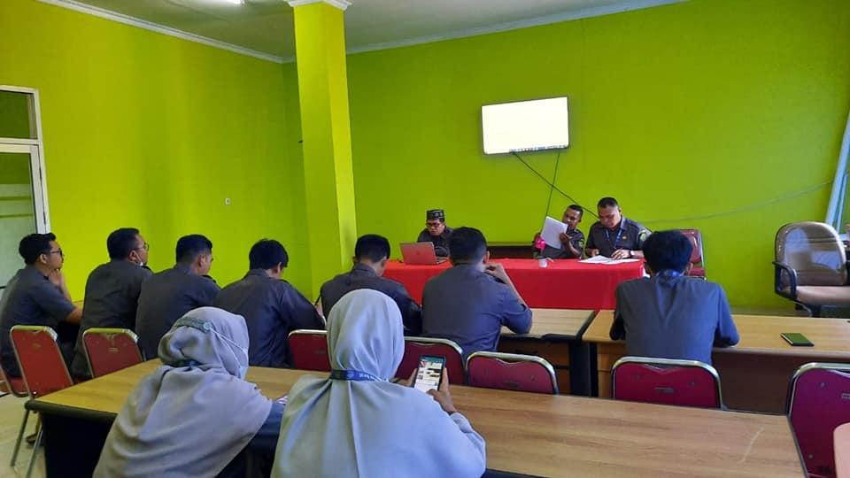Rapat Kordinasi Pimpinan dan Pembinaan Koordinator Kegiatan