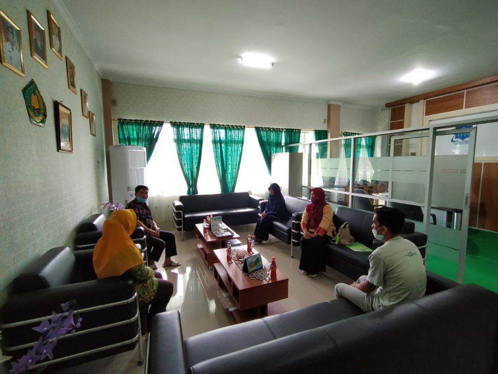 Sosialisasi GIAT UKBI Adaptif Merdeka oleh Balai Bahasa Provinsi Kalimantan Barat